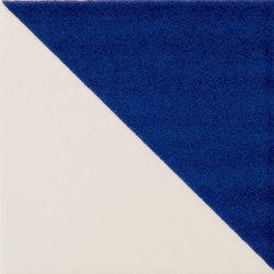Maiolica | Triangolo 10 | Piastrelle ceramica | Marca Corona