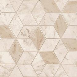 Newluxe Wall | Tessere Rombi Ivory | Keramik Fliesen | Marca Corona