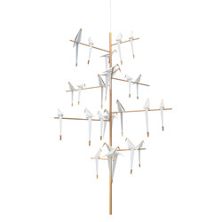 Perch Light Tree | Suspensions | moooi