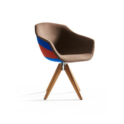 Canal Chair | Chairs | moooi