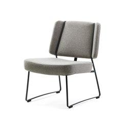 Frankie EC | Lounge chairs | Johanson