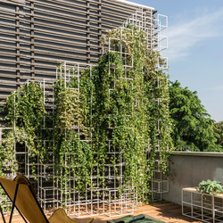 iPot modular system | Green facades | ipot