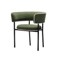 FONT Regular Dining Chair | Armrest | Chaises | møbel copenhagen