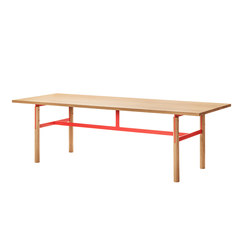 BEAM Dining Table | Mesas de cantinas | møbel copenhagen