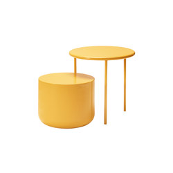 THE PAIR | Small | Side tables | møbel copenhagen