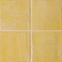 Jolie | Jaune 10X10 | Floor tiles | Marca Corona