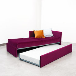 Gabriel Duo Sofa Bed | Canapés | CASAMANIA-HORM.IT