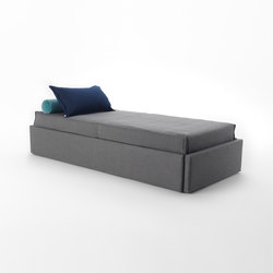 Gabriel Duo Sommier | Sofas | CASAMANIA-HORM.IT