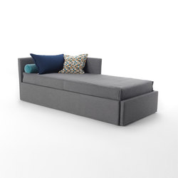 Gabriel Duo Chaiselongue | Schlafsofas | CASAMANIA-HORM.IT