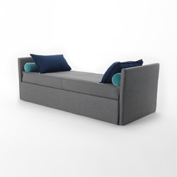 Gabriel Duo Dormeuse | Schlafsofas | CASAMANIA-HORM.IT