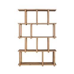 Woodblock | Shelving | Gotwob
