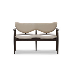 48 Sofa Bench | Canapés | House of Finn Juhl - Onecollection