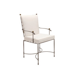 AMALFI ARMCHAIR | Chairs | JANUS et Cie
