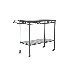 AMALFI BAR CART | Carrelli | JANUS et Cie