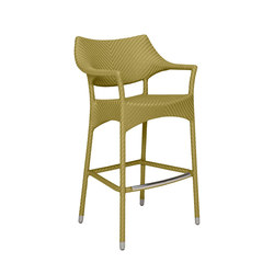 AMARI BARSTOOL WITH ARMS | Bar stools | JANUS et Cie
