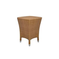 AMARI FULLY WOVEN SIDE TABLE 45 | Tavolini alti | JANUS et Cie
