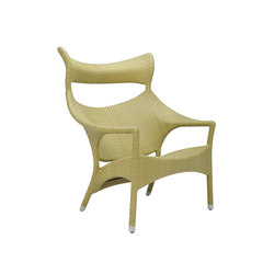 AMARI HIGH BACK LOUNGE CHAIR | Poltrone | JANUS et Cie