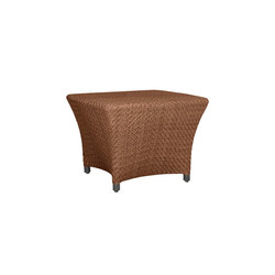 AMARI RATTAN FULLY WOVEN COCKTAIL TABLE SQUARE 60 | Coffee tables | JANUS et Cie