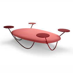 Dune | Seating islands | OFFECCT