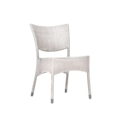 AMARI RATTAN SIDE CHAIR | Chairs | JANUS et Cie