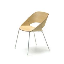 Kabira Wood 4L | Chairs | Arrmet srl