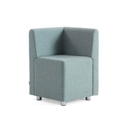 B-Bitz Bill with corner | Modular seating elements | Johanson Design