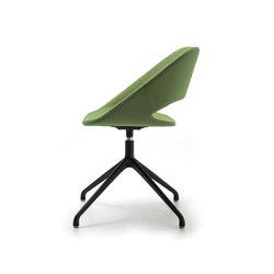 Kabira Fabric SP | Stühle | Arrmet srl