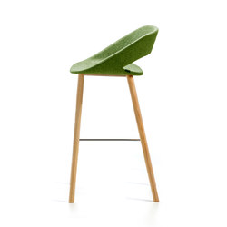 Kabira Fabric ST-4WL | Bar stools | Arrmet srl