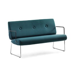Friends 160 | Modular seating elements | Johanson