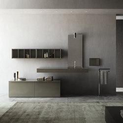 Logico | Bath shelving | Inda