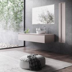 Acuto | Armarios lavabo | Inda