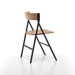 Klapp | Chairs | Arrmet srl