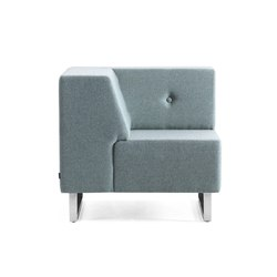 U-sit 84 | Modulare Sitzelemente | Johanson Design
