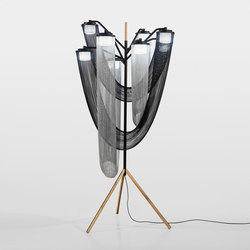 Aura Floor | Free-standing lights | Kriskadecor
