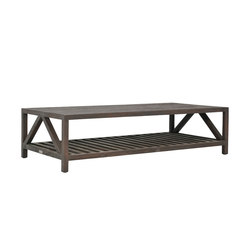 ARBOR GRANDE COCKTAIL TABLE RECTANGLE 153 | Coffee tables | JANUS et Cie