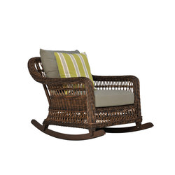 ARBOR ROCKING CHAIR | Garden armchairs | JANUS et Cie