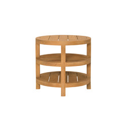 ARBOR SIDE TABLE ROUND 51 | Tavolini alti | JANUS et Cie