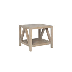 ARBOR SIDE TABLE SQUARE 51 | Mesas auxiliares | JANUS et Cie