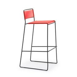 Log Spaghetti ST | Bar stools | Arrmet srl
