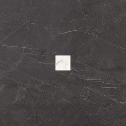 Deluxe | Dark White Tozzetto Reflex | Carrelage céramique | Marca Corona