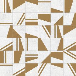 Nassau Kokomo Blanco Oro | Baldosas de cerámica | VIVES Cerámica