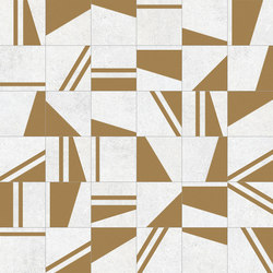 Nassau Kokomo Blanco Oro | Ceramic tiles | VIVES Cerámica