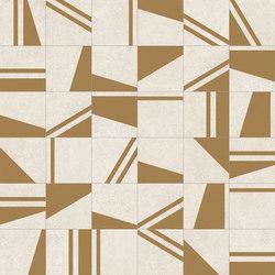 Nassau Kokomo Crema Oro | Piastrelle ceramica | VIVES Cerámica