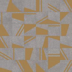Nassau Kokomo Grafito Oro | Baldosas de cerámica | VIVES Cerámica