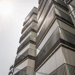 Balcony glasing SL 25 | Cerramientos para terrazas / aleros | Solarlux