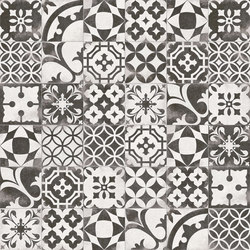 Nassau Berkane Negro | Ceramic tiles | VIVES Cerámica