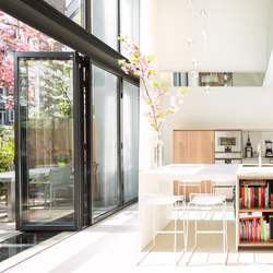 Bi-Fold Door | Highline | Sistemi finestre | Solarlux