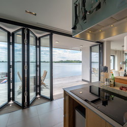 Bi-Fold Door | Highline | Window systems | Solarlux