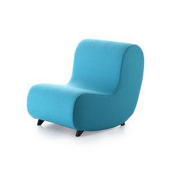 Simple | Lounge chairs | Arrmet srl