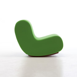 Simple Rocking chair | Lounge chairs | Arrmet srl